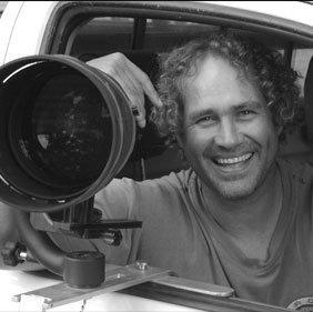 Hannes Lochner phot in the bush