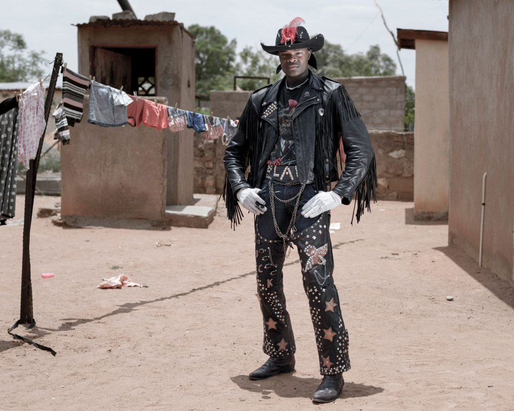 Heavy metal is a thing in Botswana