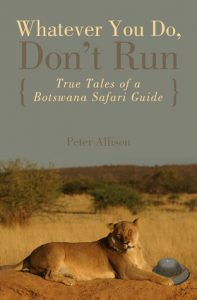 Cover of Peter Allison Book
